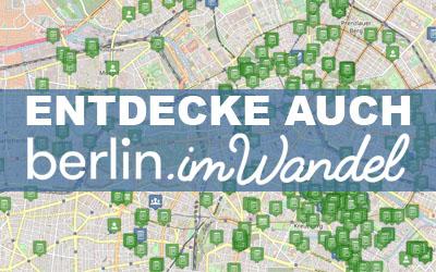 Entdecke auch Berlin Im Wandel